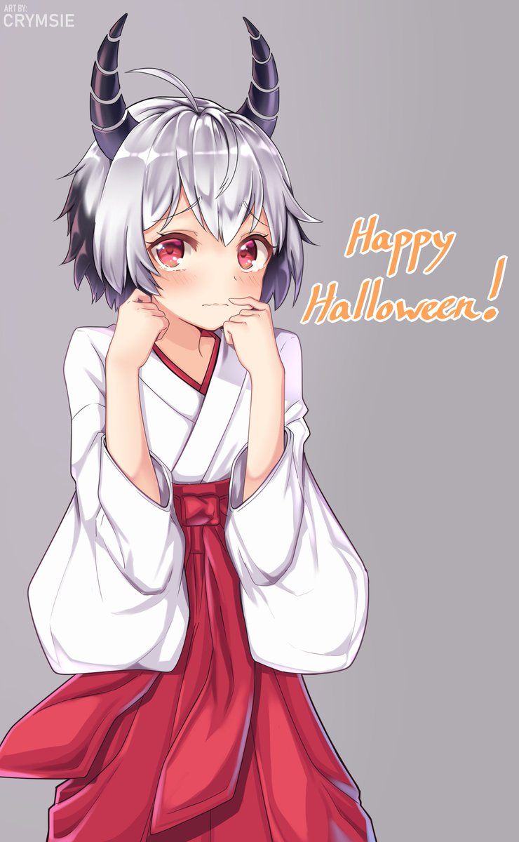 My oc is a big scaredy cat 3 anime