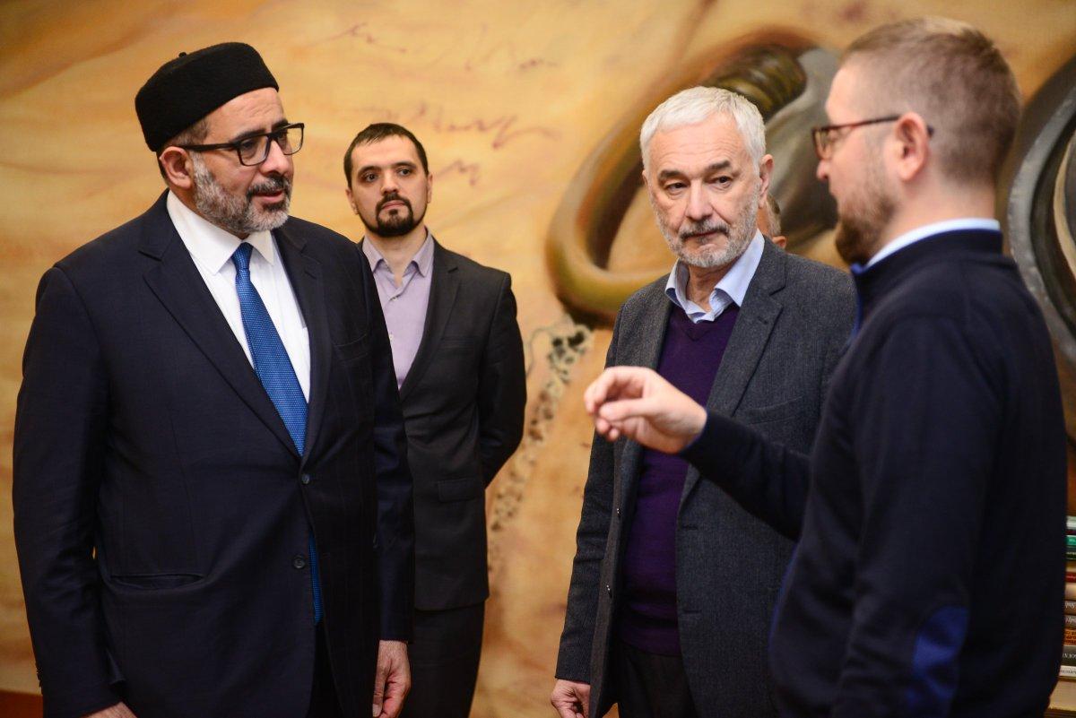 Ливийские посланники зачастили в Москву