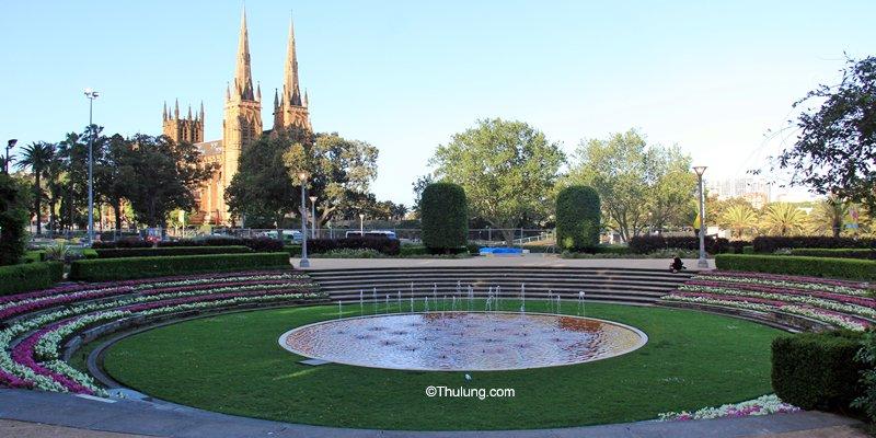 Sandringham Garden, Hyde Park