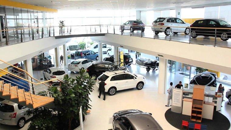Cifras interanuales | Se desplomó cerca de un 40% la venta de autos en octubre