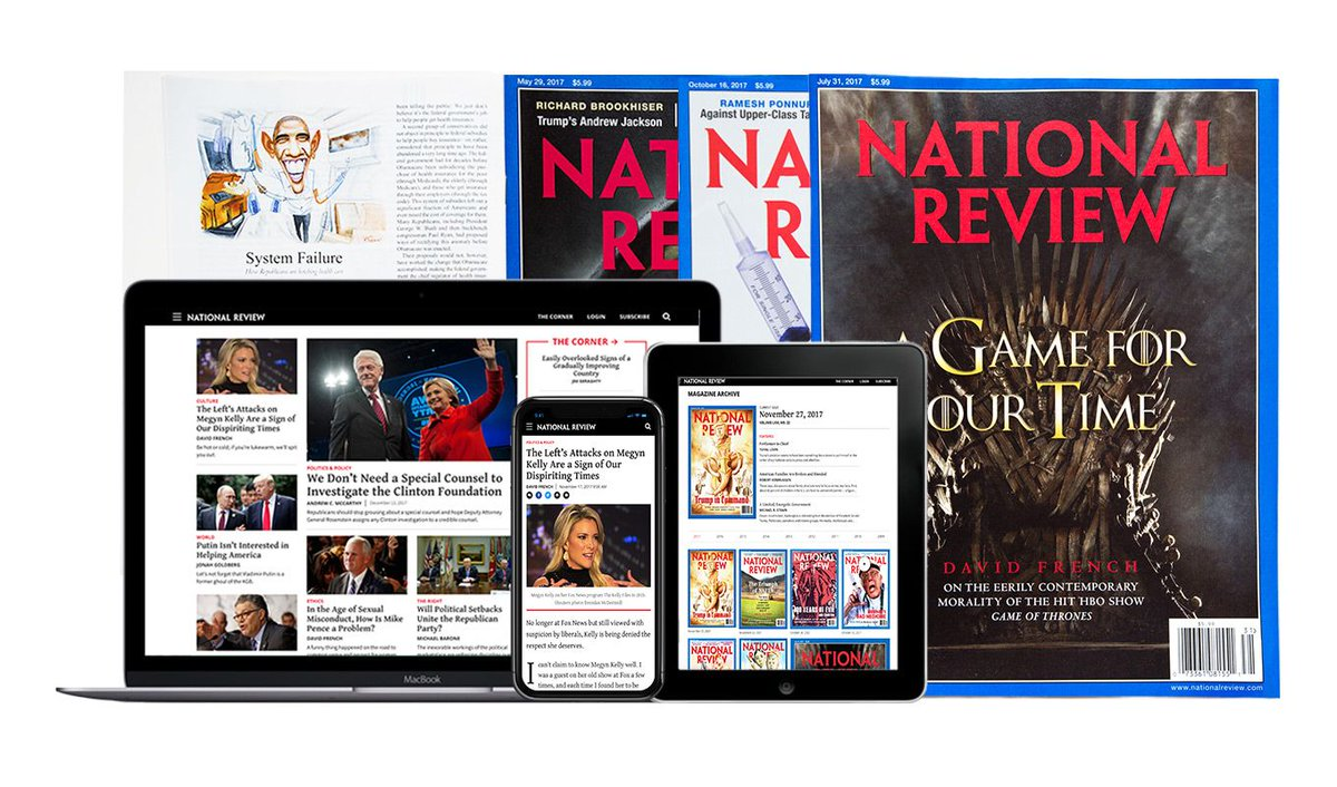 National Review в Twitter: