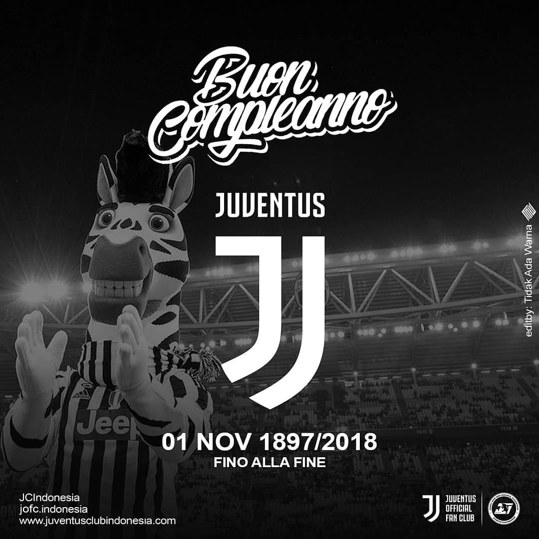 Buon Compleanno Juventus Tweet Added By Jci Chapter Manado Twipu