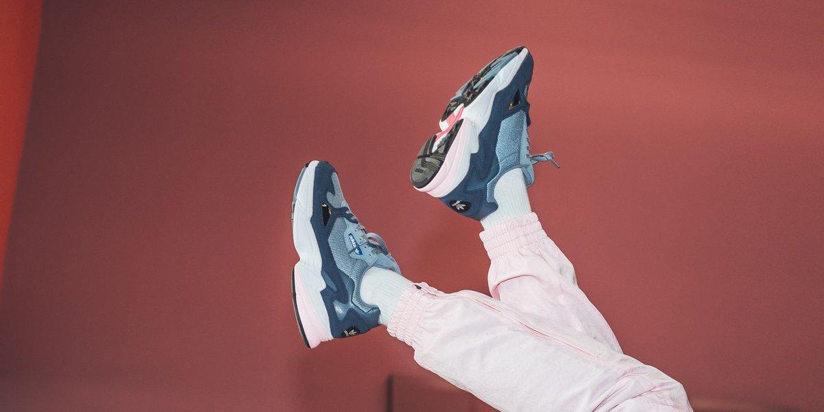 Adidas Falcon W - Raw Grey/Raw Grey