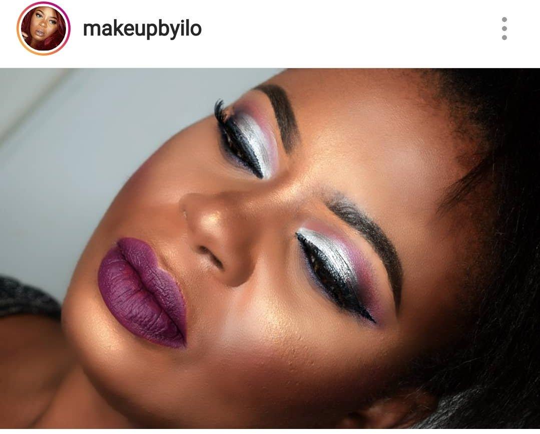 . . . #makeupforblackwoman  #maquillagepeaunoire  #maquillageyeux   #muadefrance  #makeupslave   #fullcolor  #Younique  #avantgardemakeup   #underratedmuas  #colorfulmakeup  #pictorial  #cutecrease  #makeup  #maquillagepeauxnoires  #maquillagepeauxnoires