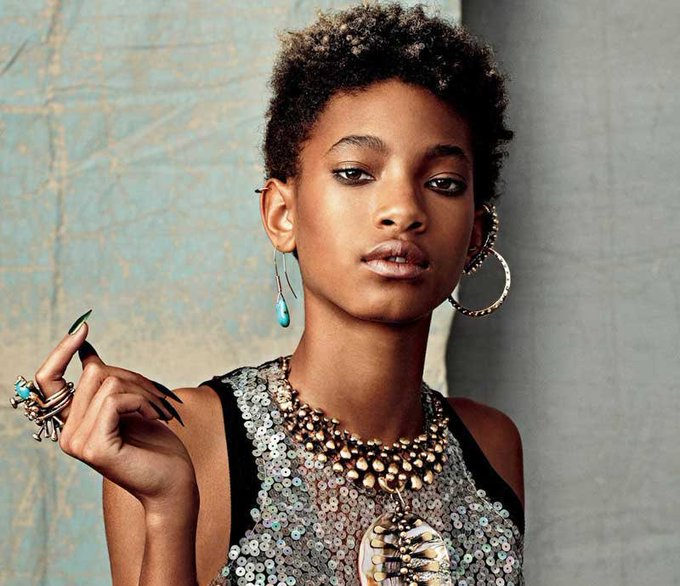 Happy Birthday to Willow Smith. She turns 18 today!