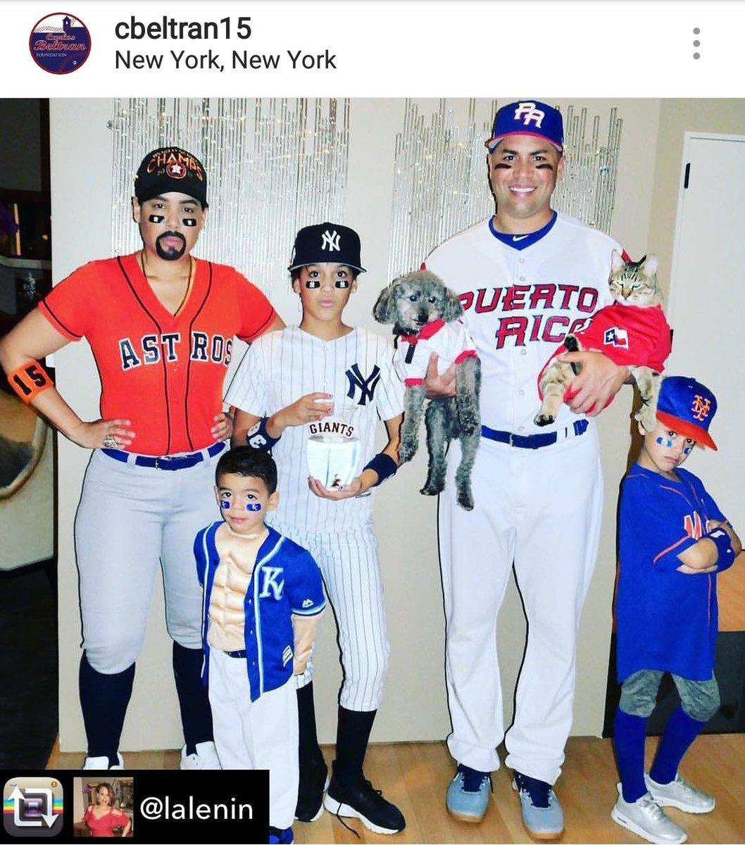 Helen Elizabeth On Twitter Carlos Beltran S Family Dressed