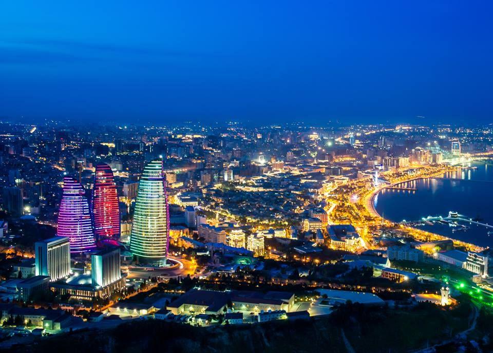 Baku Nights cannot be imagined without Glorious Fairmont Baku, Flame Towers 🌃  #fairmontbaku #fairmontmoments #flametowers #baku #azerbaijan #accorhotels #luxuryhotels #besthotels #luxurytraveller #luxurytravellers #nightphotography https://t.co/vU8dfQCrAi