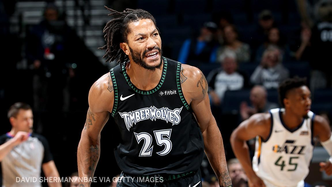 73696cff78a RT  SportsCenter  Derrick Rose has a career-high 44 (!!) and counting. THIS  IS NOT A DRILL.