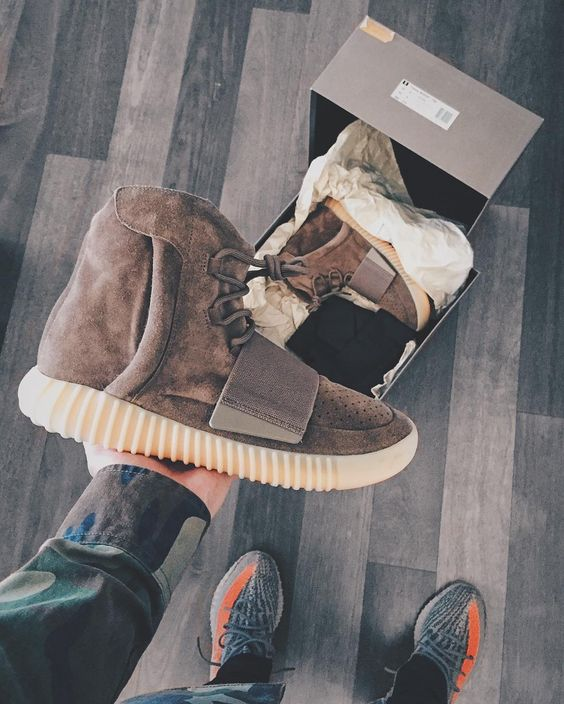 f70cf535785fb Do You Like ADIDAS YEEZY BOOST 750
