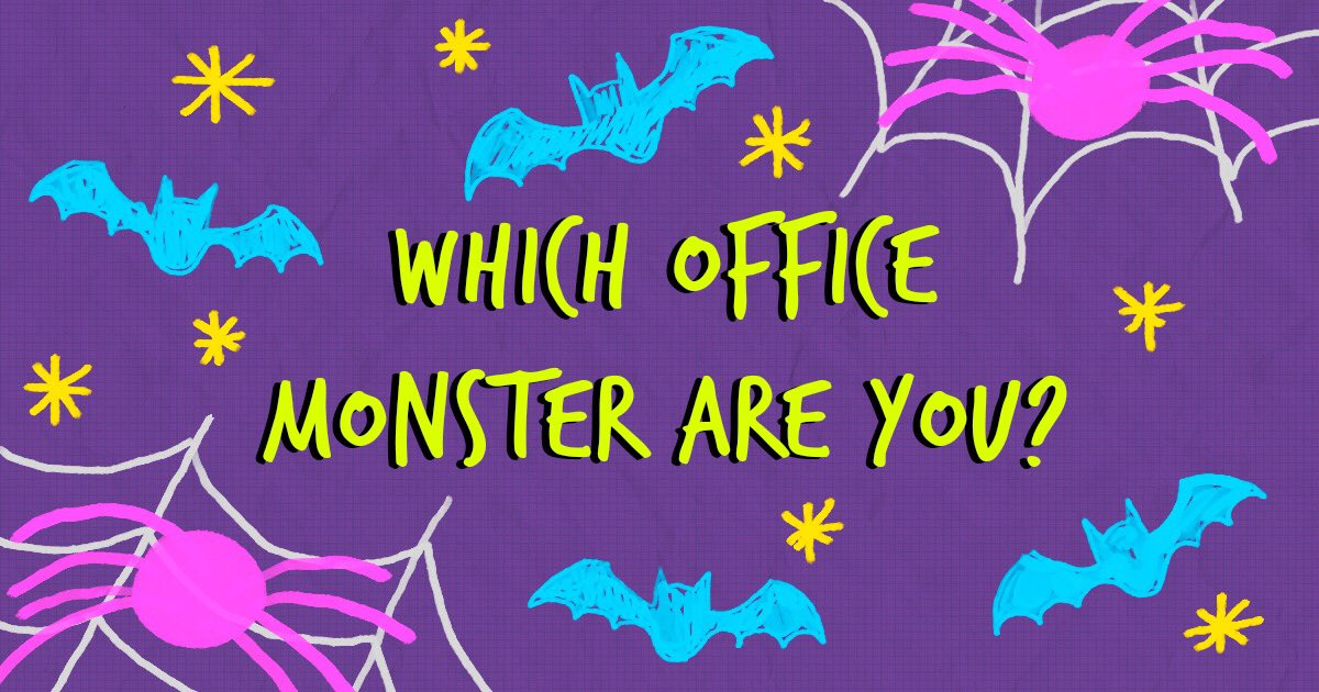 This Halloween, it's time for you to know which OFFICE