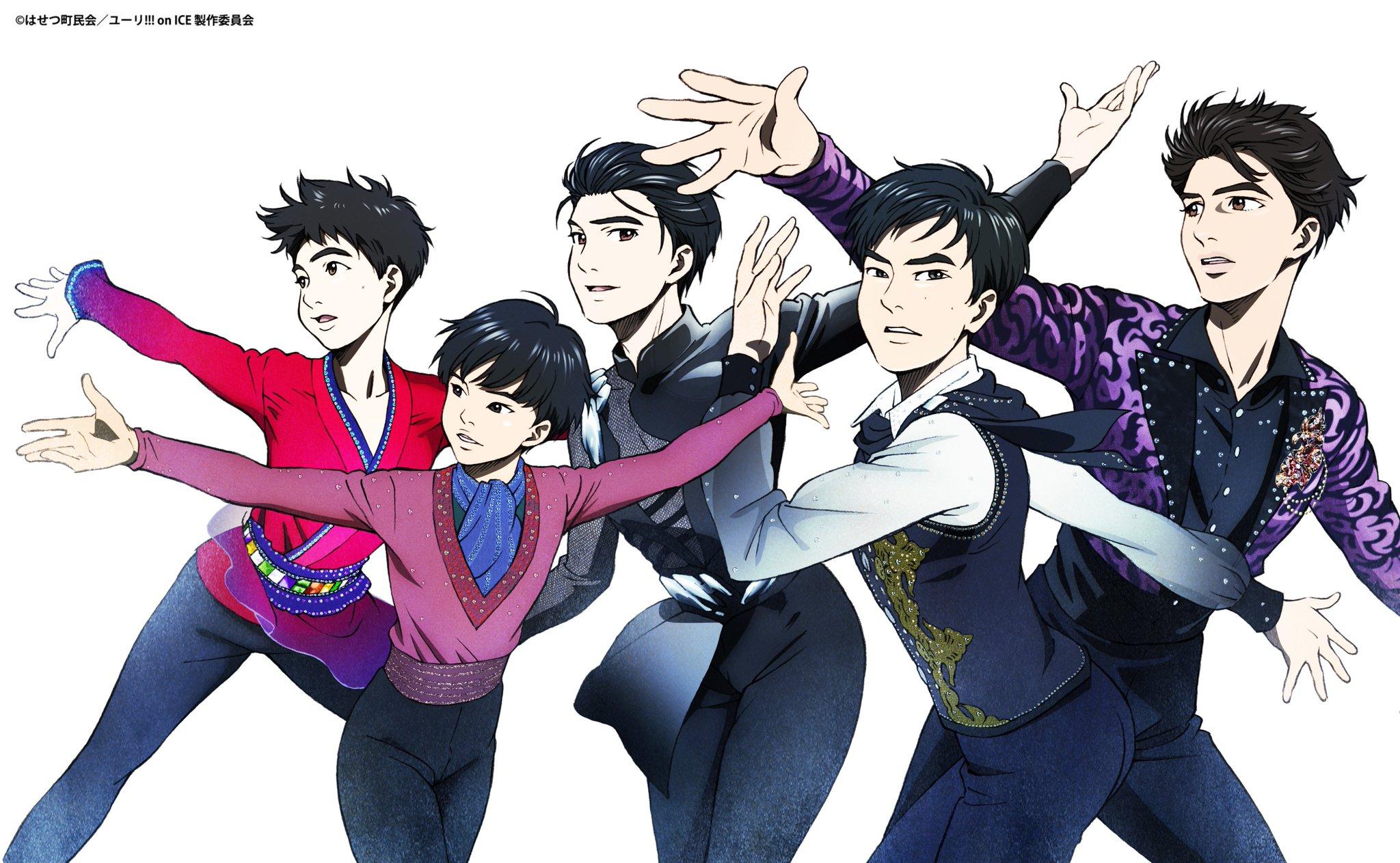 ユーリ on ice 劇場 版 ice adolescence