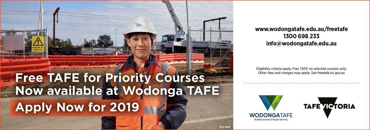 Wodonga TAFE on Twitter: