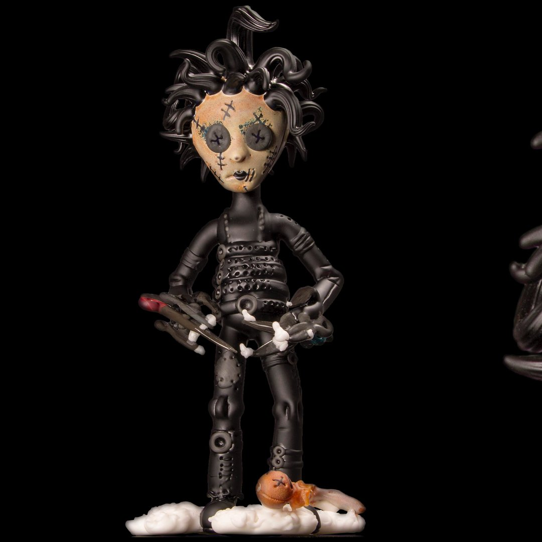 when was edward scissorhands made
