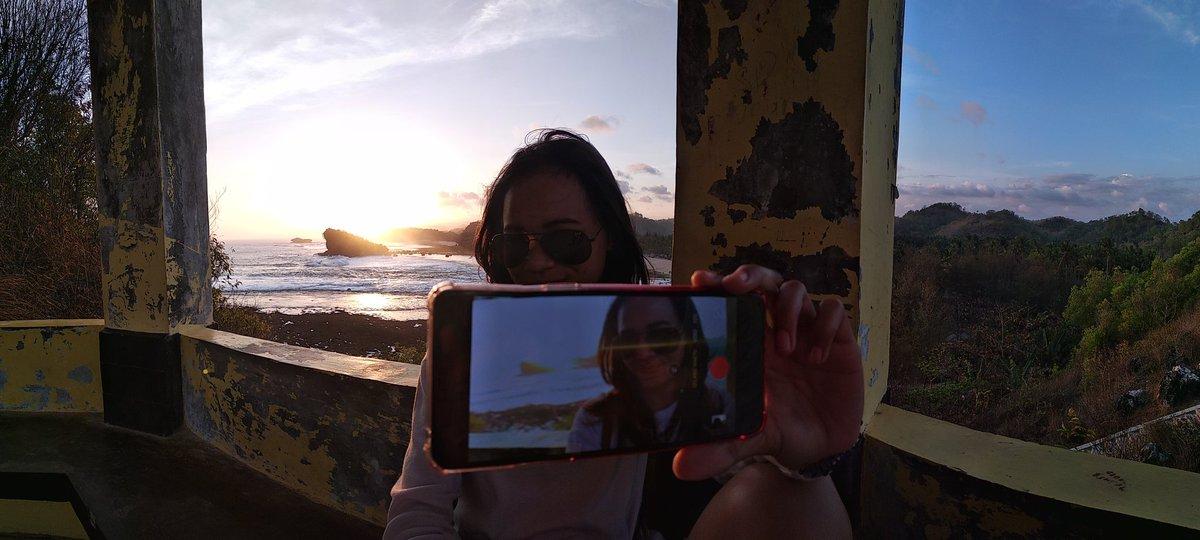 NdVtminSea  #watukarung #pacitan #oppof7 #camera #senja #jeda #paradise #beachindonesia