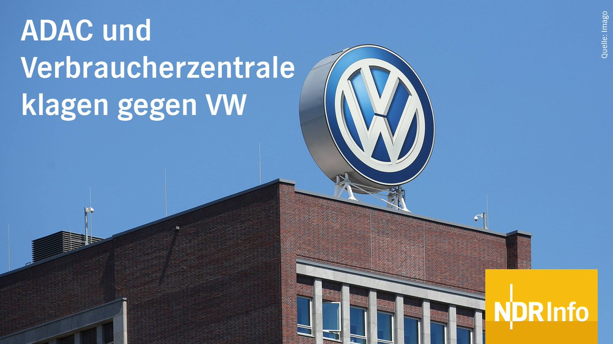 Ndr Info On Twitter Bundesweit Erste Musterfeststellungsklage