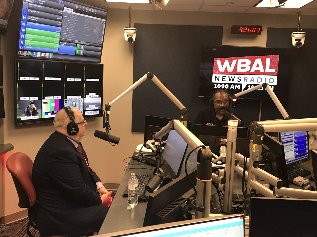 Here on the @C4Show on @wbalradio. Listen live => player.listenlive.co/35701