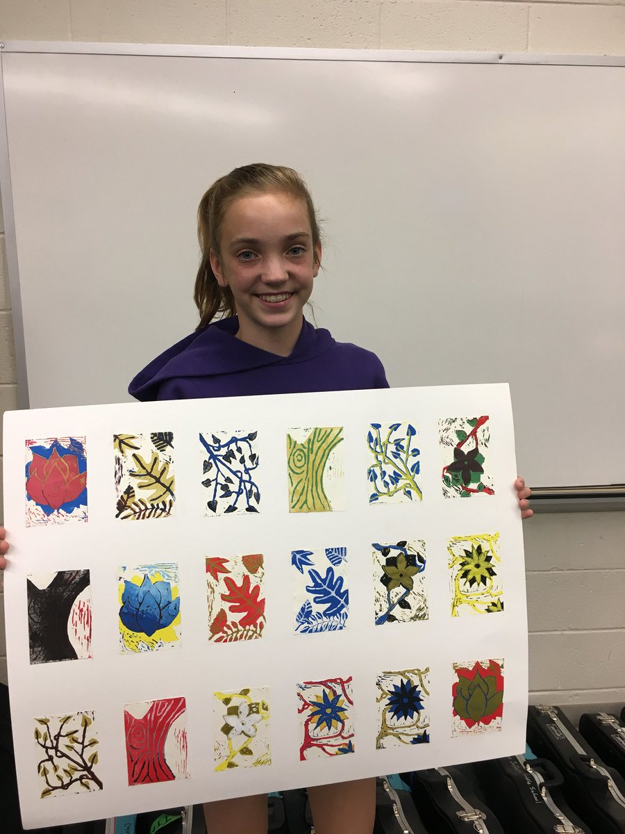 Genius Hour presentations are underway! These kids are so creative. Today we learned about printmaking and saw a beautiful final product! <a target='_blank' href='http://twitter.com/APSGifted'>@APSGifted</a> <a target='_blank' href='http://twitter.com/JeffersonIBMYP'>@JeffersonIBMYP</a> <a target='_blank' href='https://t.co/NAb8UACmFQ'>https://t.co/NAb8UACmFQ</a>