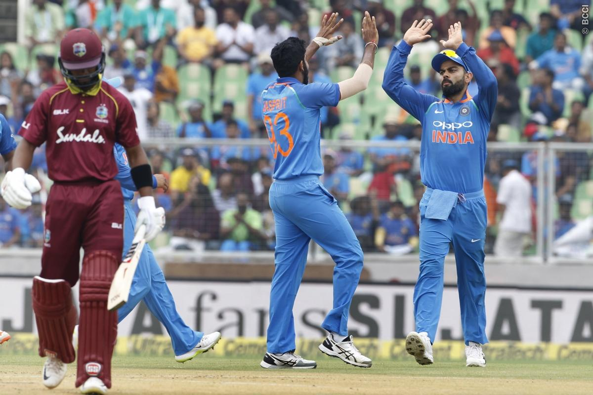 India vs Windies 2018: 5th ODI - Twitter Reacts as India Restricts Windies to a Modest Total