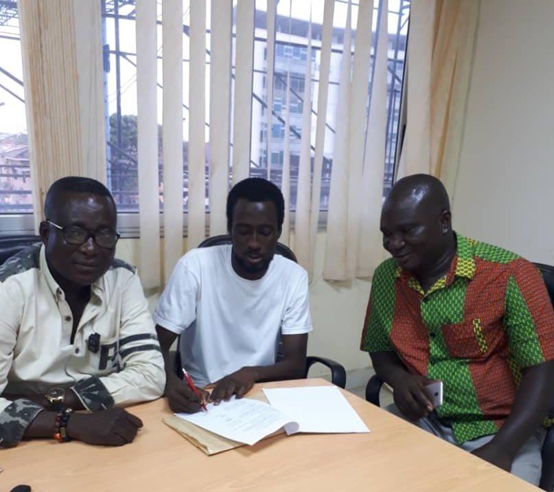 WAFA confirm Umar Bashiru departure to Asante Kotoko