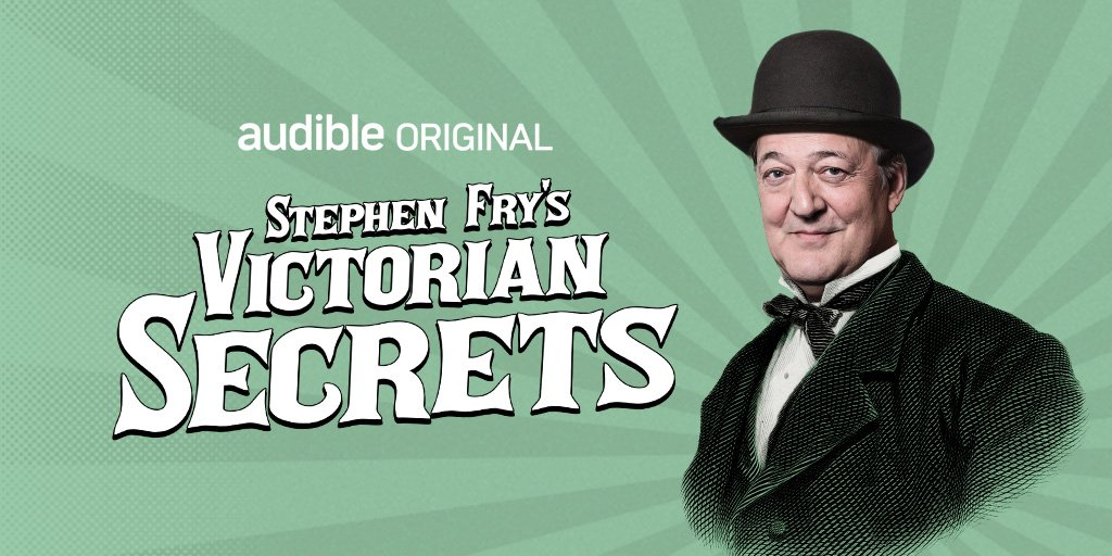 814102685 Welcome to Victorian Secrets. 12 fascinating episodes which explore the  weird and worrying ways of Victorian Britain. Available exclusively on  Audible