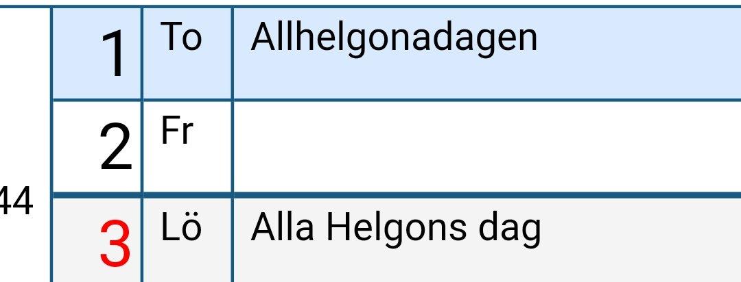 Svenska Hogtider Och Vanor On Twitter Allhelgonadagen Var
