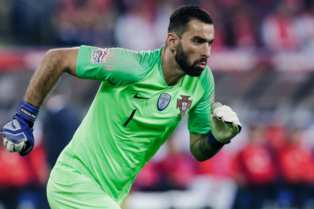 f44e31e0923 Wolves have agreed a fee with sporting lisbon for rui patricio