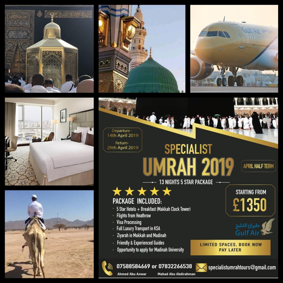 Going to Hajj: A Book of Transport (Beginning to Learn 4)