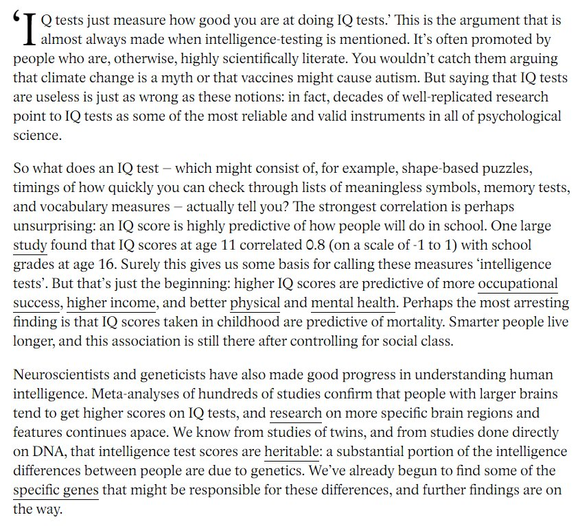 Iq And Fade Out Effect Environmental >> Steve Stewart Williams On Twitter 7 More Generally Iq