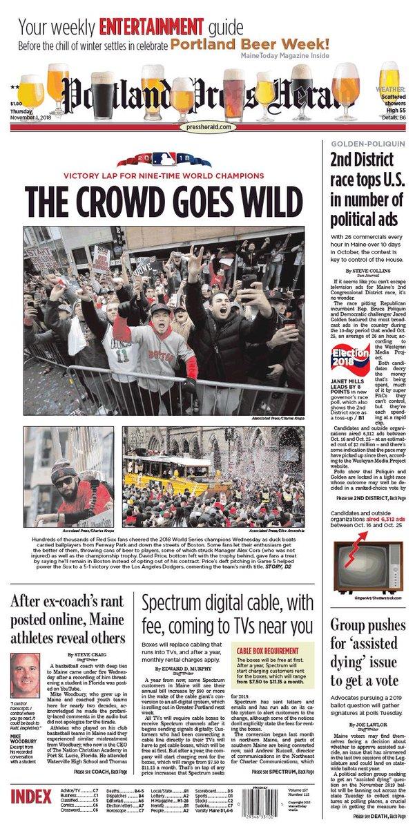 Portland Press Herald on Twitter: