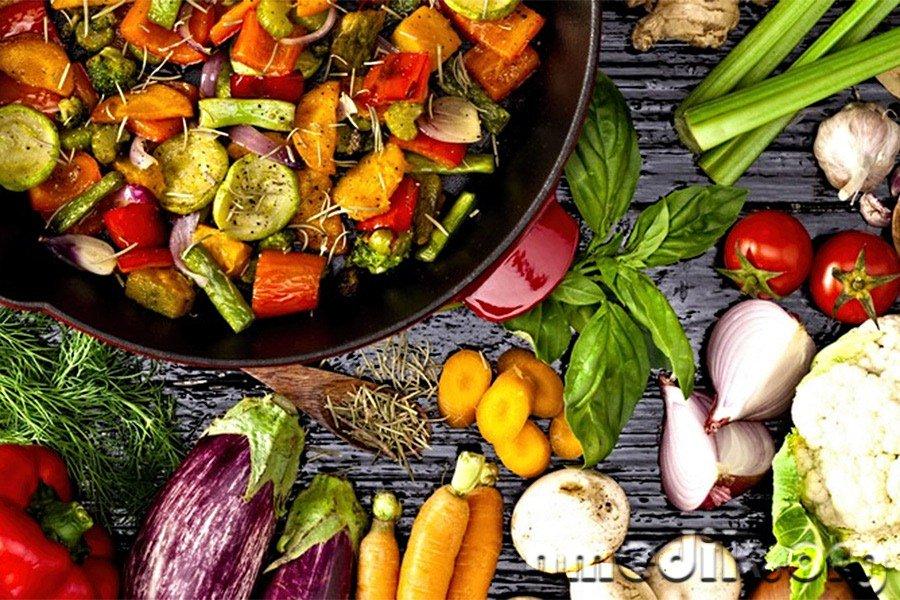 Вегетарианская Диета 10 Дней 10 Кг. Вегетарианская диета для похудения на 10 кг