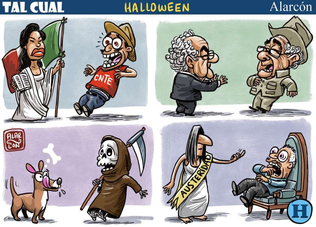 Halloween - Alarcón