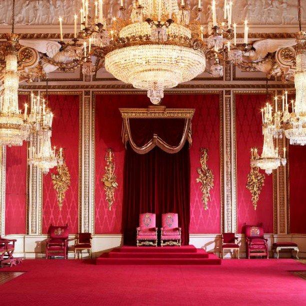 inside buckingham palace virtual tour - HD1500×991