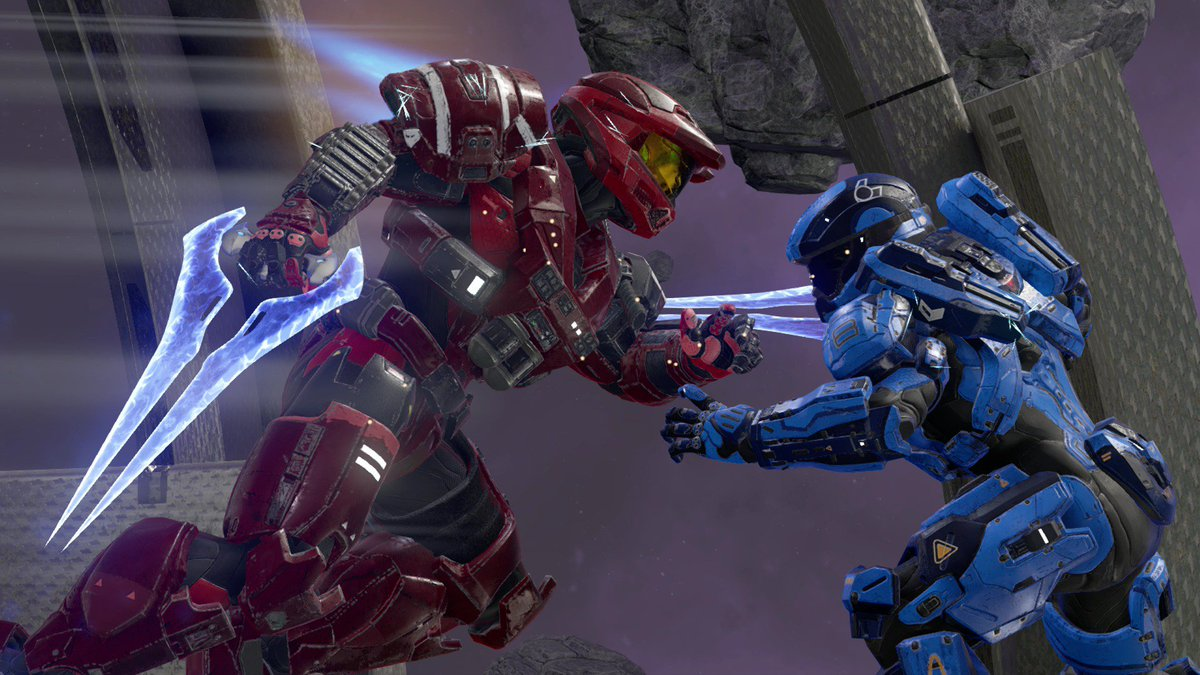 Storm castles. Score flags. Castle Wars is back for a limited time in Halo 5!