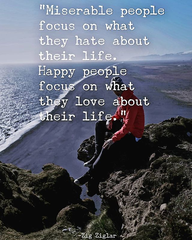 Motivational Quotes On Twitter Miserable People Focus On What They