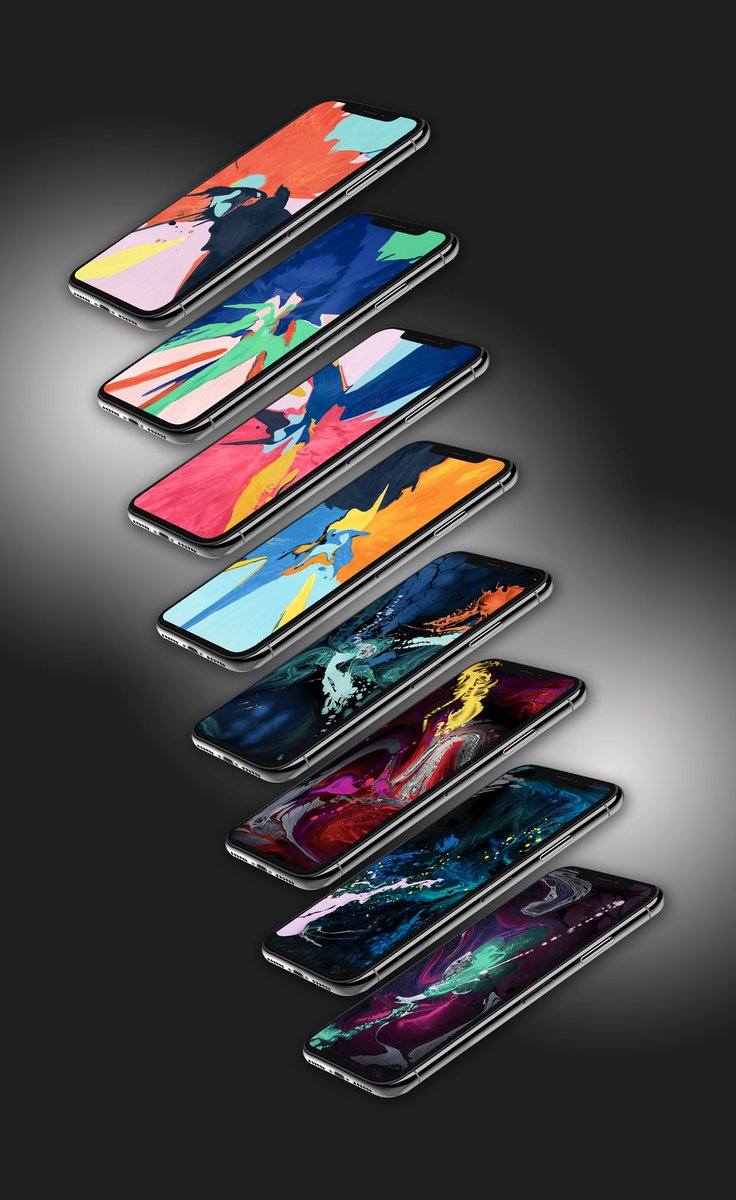 Ar7 On Twitter Wallpaper Iphone Macbookair2018 Ipadpro