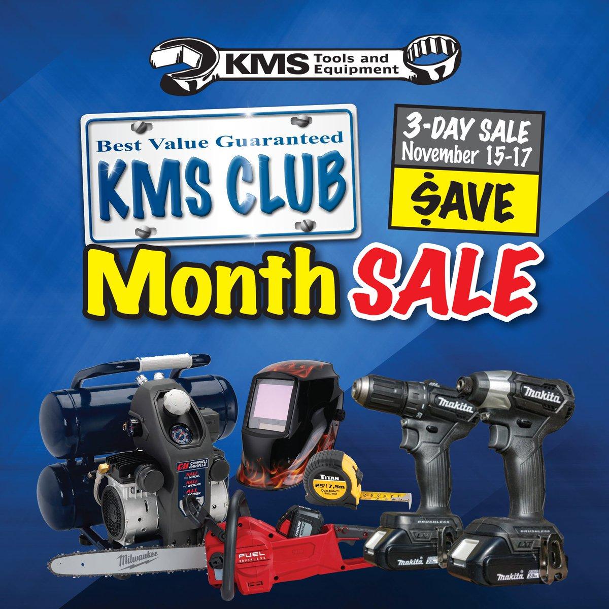 kms tools