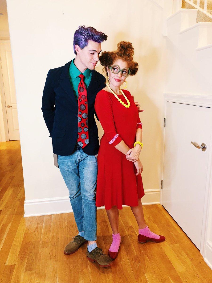Mr & Mrs. Pickles