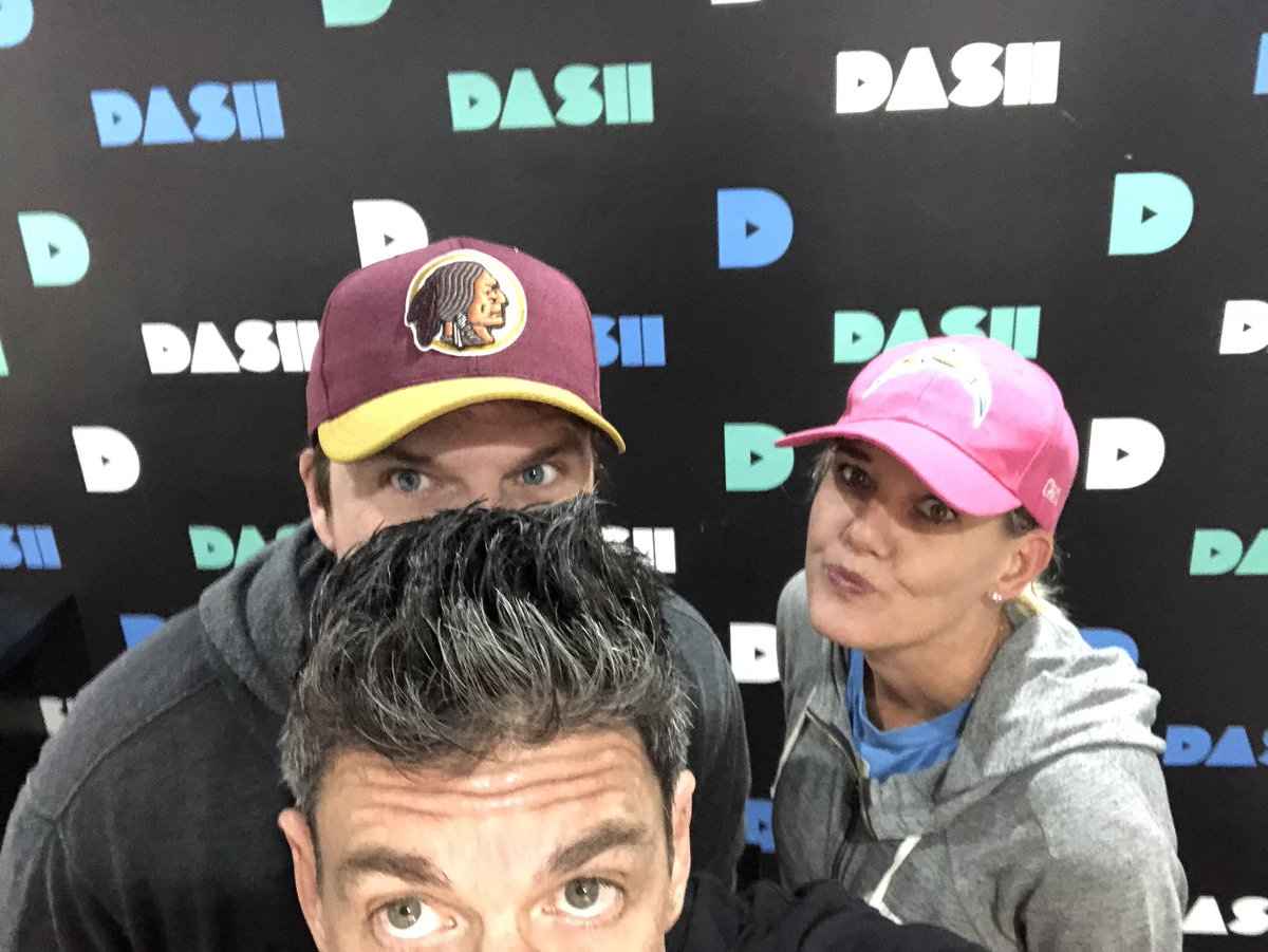 We're ON! @eddiepence @jenmurphycomedy join me for #fandomsportsradio & we have @tombradby @buffalobills dildo issues why @Dodgers need an enema how @StephenCurry30 is UNDERRATED & why #brockosweiler is an @NFL quarterback @dash_radio https://t.co/QfgZvS6ZAs TUNE IN! #pickafight https://t.co/T3PhyDaoQT