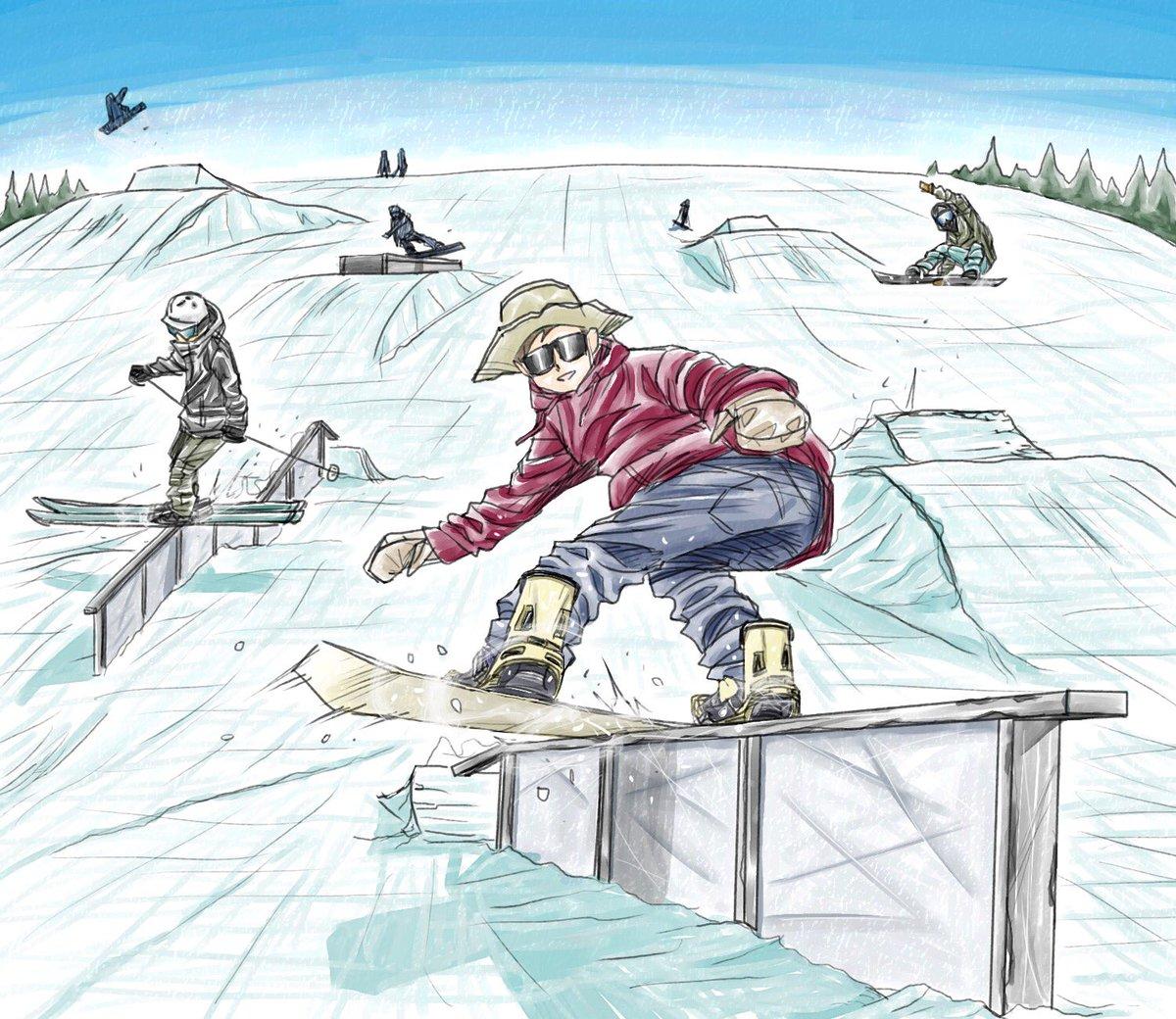 𝑴𝑼𝑺𝑨𝑺𝑯𝑰 On Twitter 星野リゾート アルツと猫魔スキー場の
