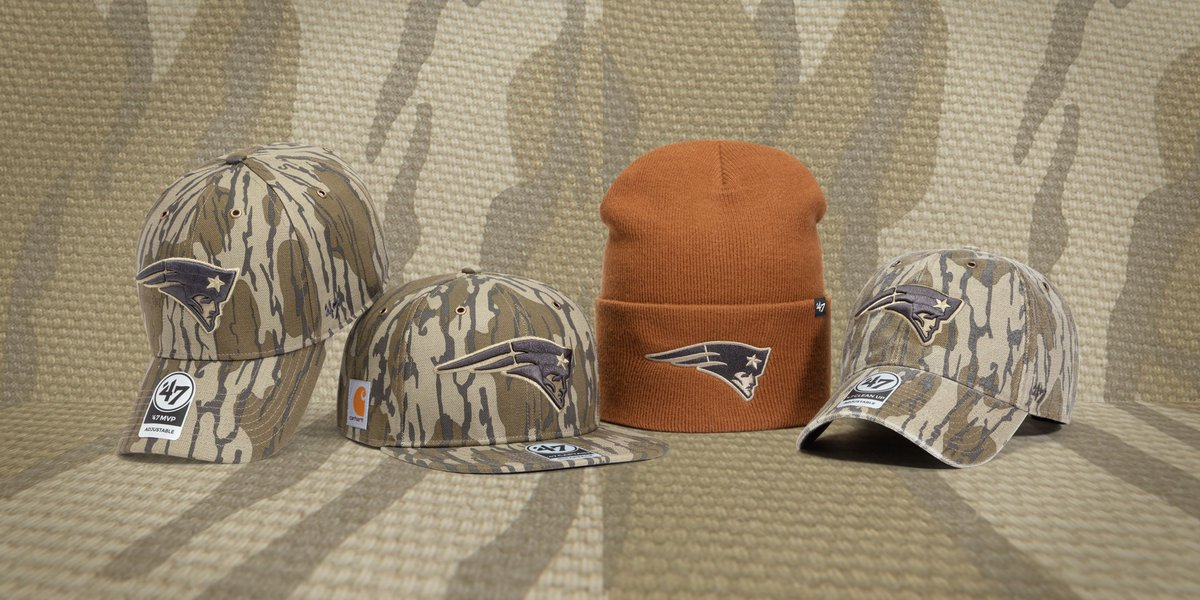 MossyOak x  Carhartt x  47. Available now in select NFL teams   http   bit.ly 2EWf4g1  OutworkOutroot pic.twitter.com TVn75NzXG7 ca0eb920c