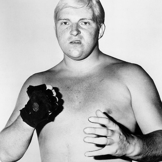 Happy birthday Bobby Heenan who would ve been 74 today