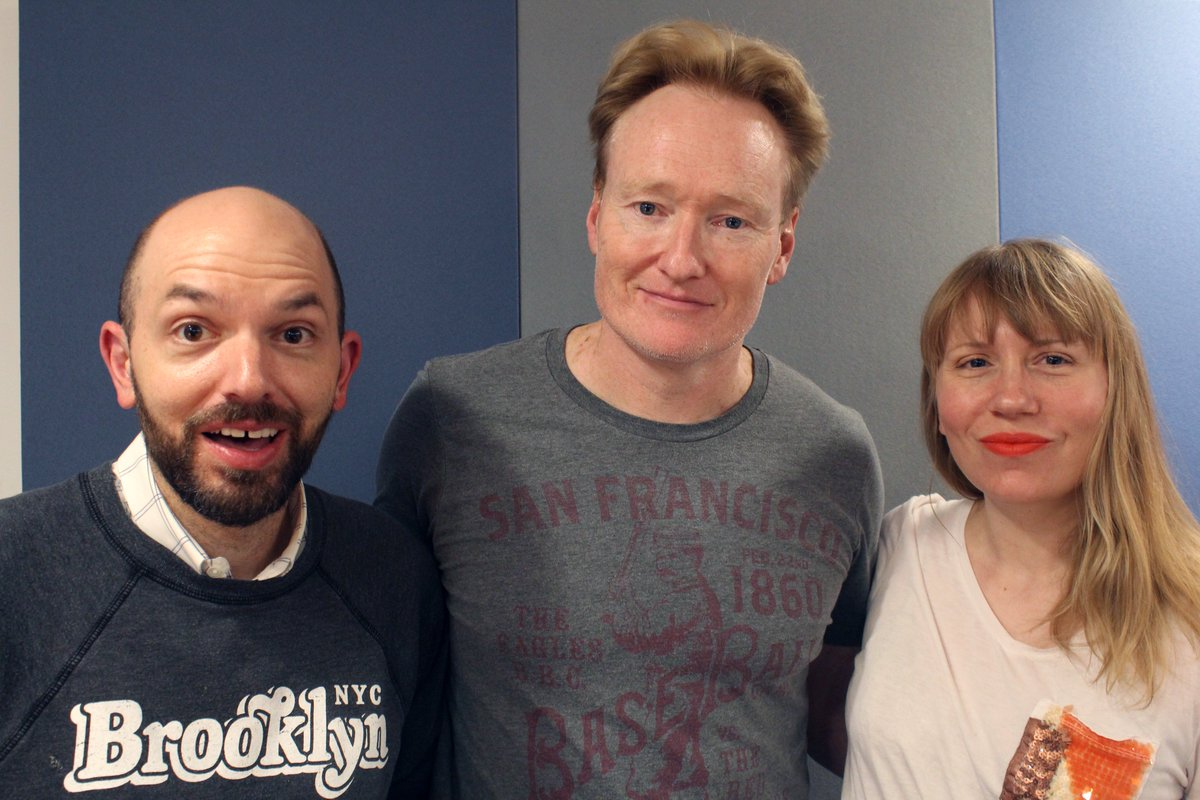 Image result for conan o'brien needs a friend