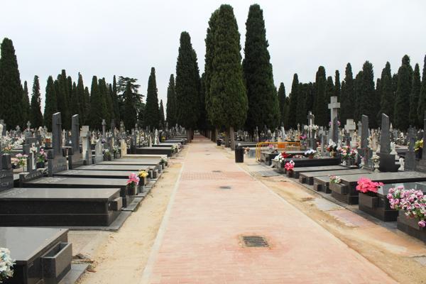 Foto cedida por Cementerio Jardín Alcalá