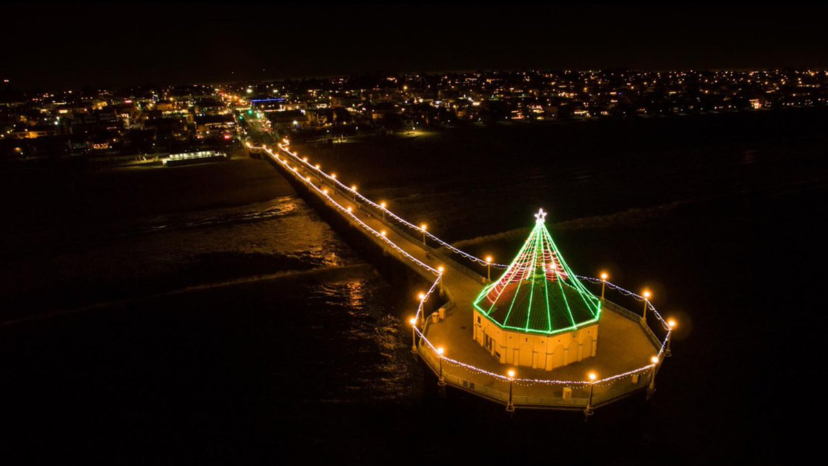 Save The Date For Our Pier Lighting And
