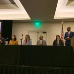 Panelists at the Global Business Council Forum rocked it today! You know you have a solid lineup when other panelists are writing notes on ideas learned as the others are speaking. If you missed out, stay tuned for video clips! #narannual