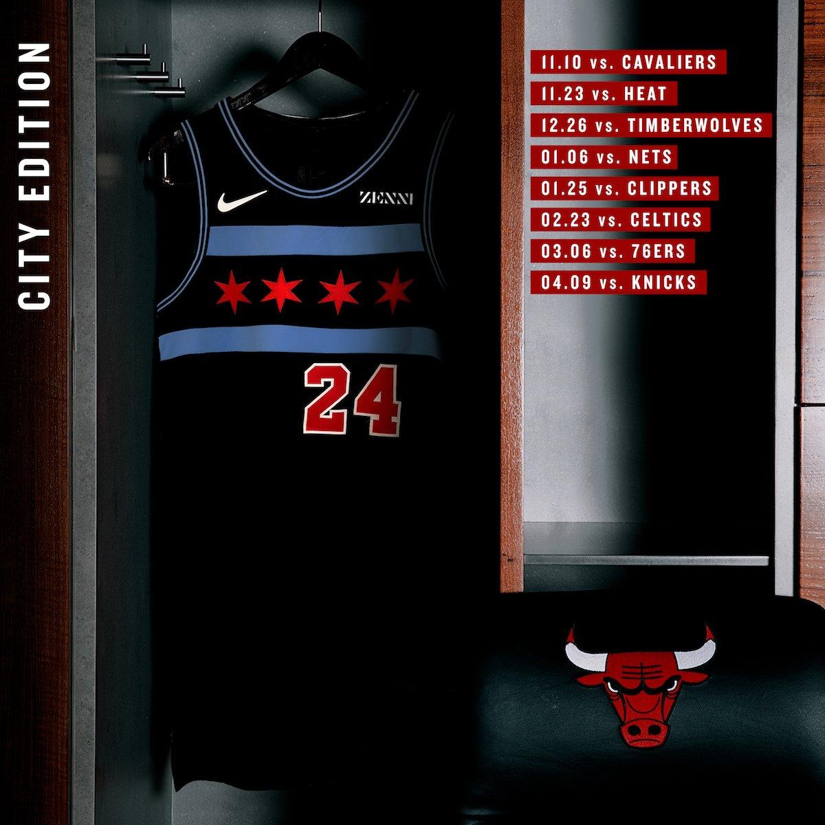 online retailer 5f6d3 27528 Chicago Bulls on Twitter: