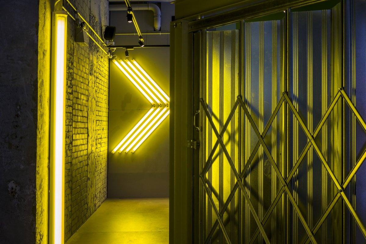 Image for Want to see what kind of amazing tech we've been working on for the boldest chain in fitness? In honour of the launch of their latest & greatest club, here's the 5 Things We Love about Gymbox Cannon Street ➡️https://t.co/CzMm4ywdk2 #Gymbox #GymboxCann