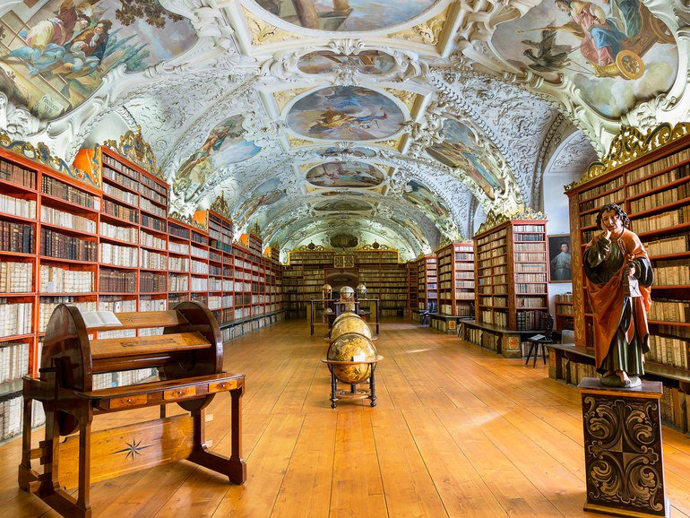 Incredible libraries around the world that all bookworms should visit to celebrate #NationalAuthorsDay https://t.co/59FuDZAhzH
