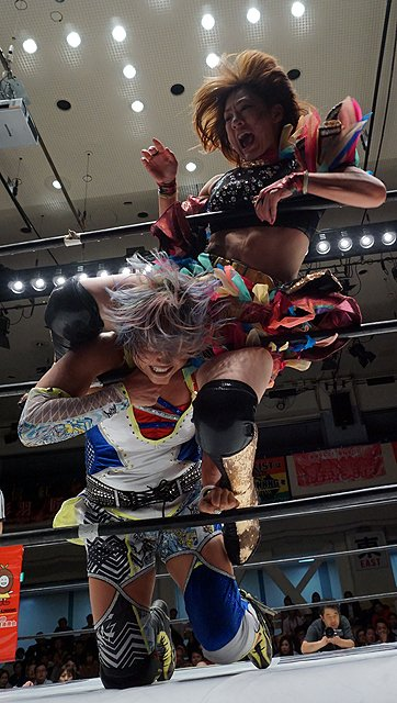 "SEAdLINNNG:""Go! Beyond"" Nanae Takahashi gana torneo y se corona 6"
