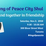 https://t.co/h74eTCr8mc #ringofpeaceto #powr2018 #uccan